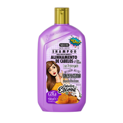 Shampooing Anti-Frizz Gota...