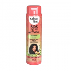 Shampooing SOS Boucles +...